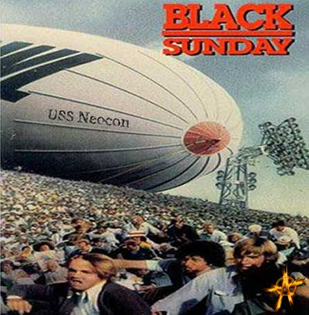 Black Sunday, Enjoy the game.