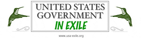 United States Government In Exile