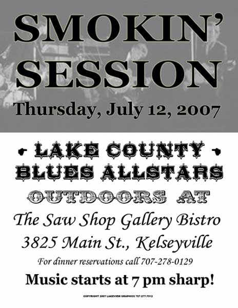 Lake County Blues Allstars