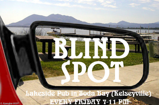 Blind Spot (band) with Doug Kauffman