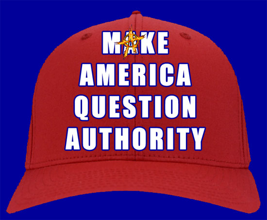 MAQA ~ Make America Question Authority