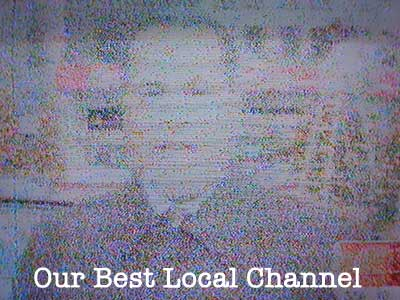 Our best local channel