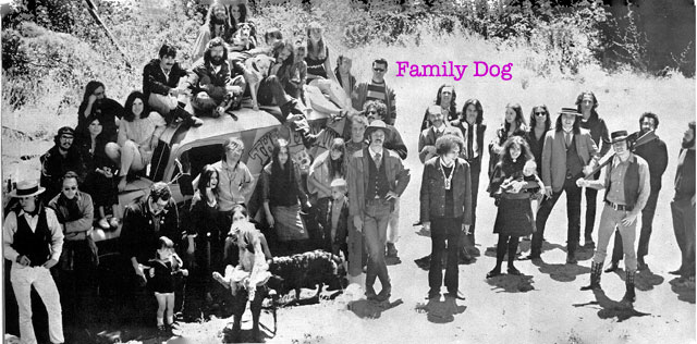 Family Dog (the Dawg)
