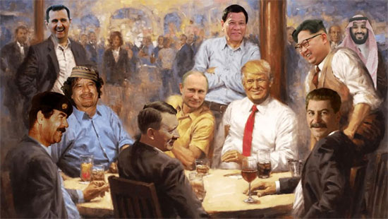Drinking With Dictators