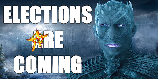 Elections Are Coming
