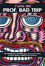 Book cover of Prof. Bad Trip