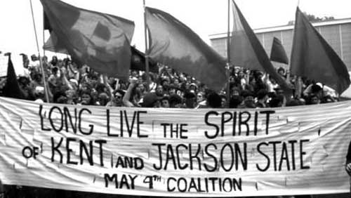 Remembering Jackson State and Kent State Student Murders authorized by politicians