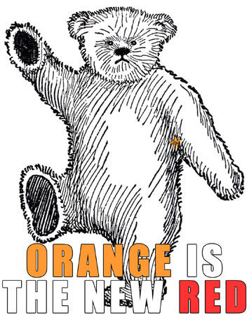 Orange is the new red, Anarchybare