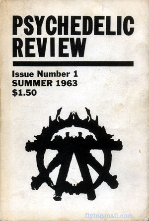 Psychedelic Review, Issue Number 1, SUMMER 1963