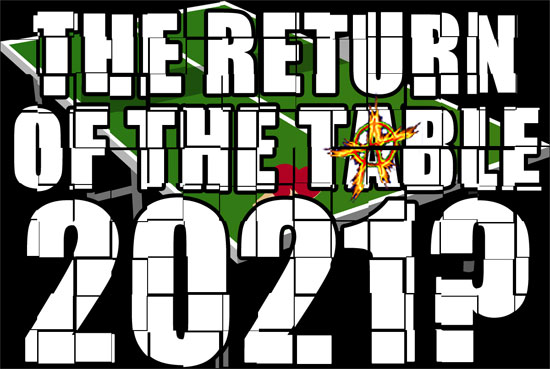 The Return of the Table 2021?