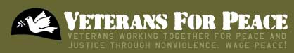 Veterans for Peace logo