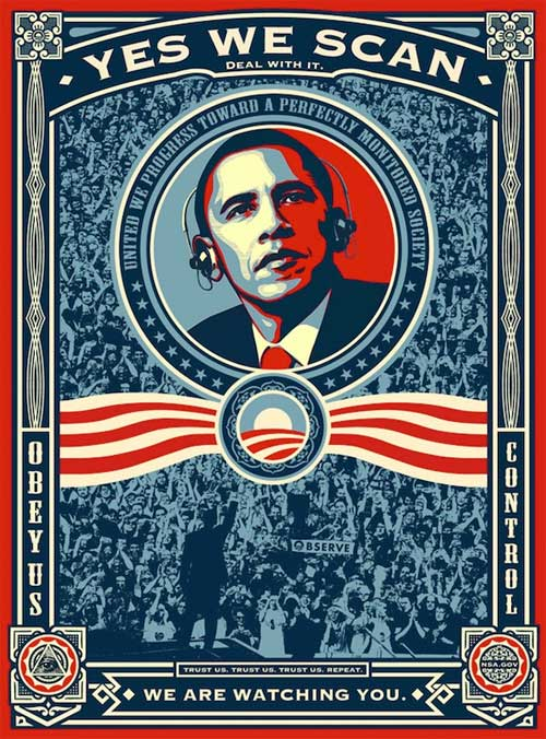 Yes We Scan = Politics Gone Bad !!!